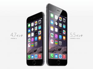 iPhone6シリーズ