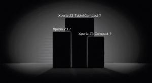 動画に現れる3機種のシルエット