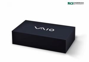VAIOスマートフォンの箱