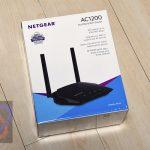 NETGEAR 無線LAN ルーター R6120-100JPS