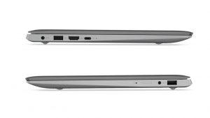 Lenovo Ideapad S130 のインターフェース