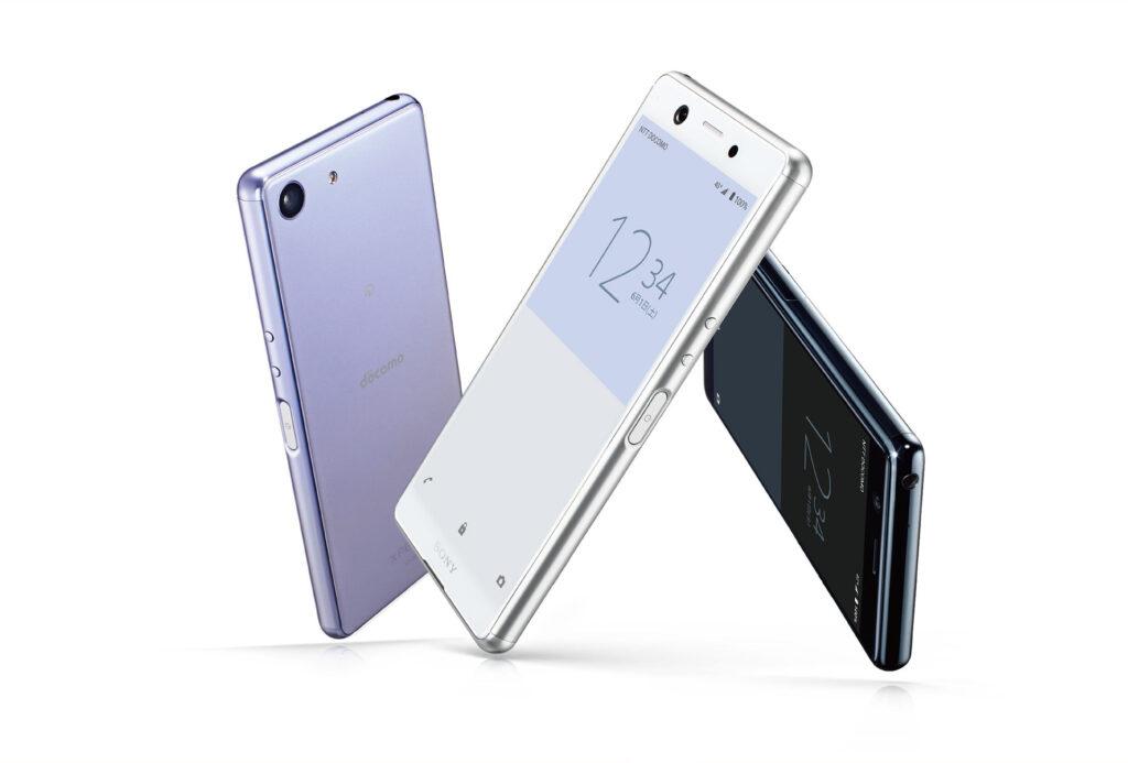 Sony Mobile 公式サイトより引用
