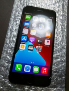 買った iPhone 8